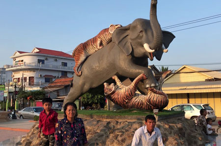 Kampong Thom Attractions