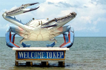 Kep Attractions