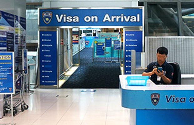 Visa on Approval Service