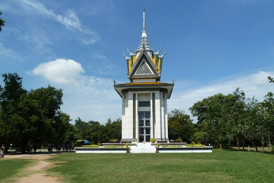 Choeung Ek, Killing Fields