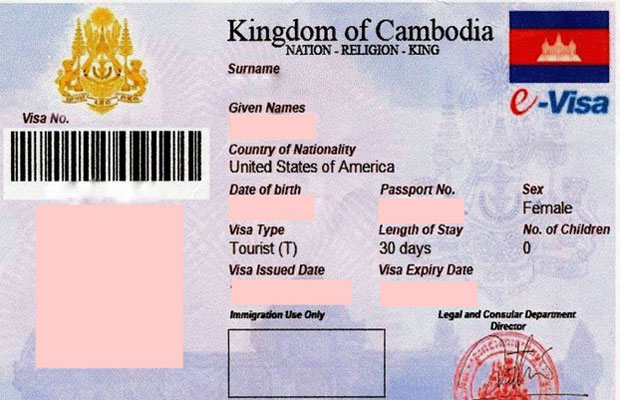 Cambodia Private Tours | Cambodia Visa