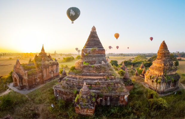 Myanmar Private Tours | Myanmar Climate