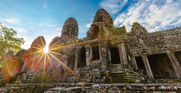 10-Day Cambodia Highlights tour with Mekong Delta Cruise
