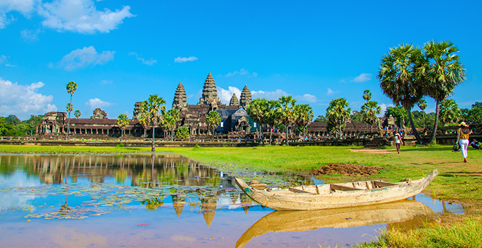 Cambodia Classic Tour with Extended Island 09 Nights 10 Days