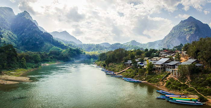 10-Day Laos Adventure Tour with Mekong Explore Cruise