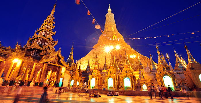 13-Day Best of Myanmar Tour with Ngapali Beach