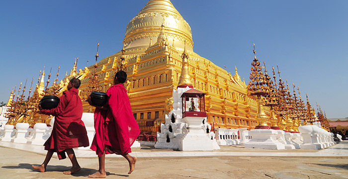 11-Day Myanmar and Laos Culture Tour with Mekong Sun Cruise