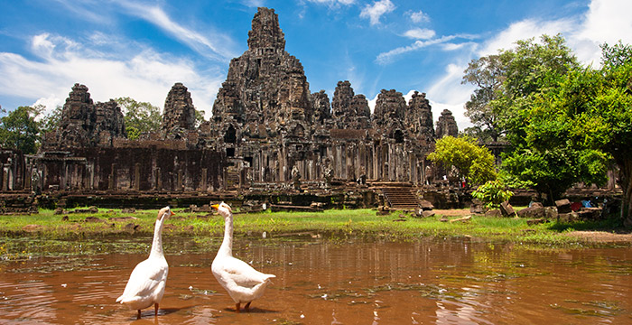 11-Day Myanmar Jetsetter Tour with Ngapali Beach & Angkor Wat
