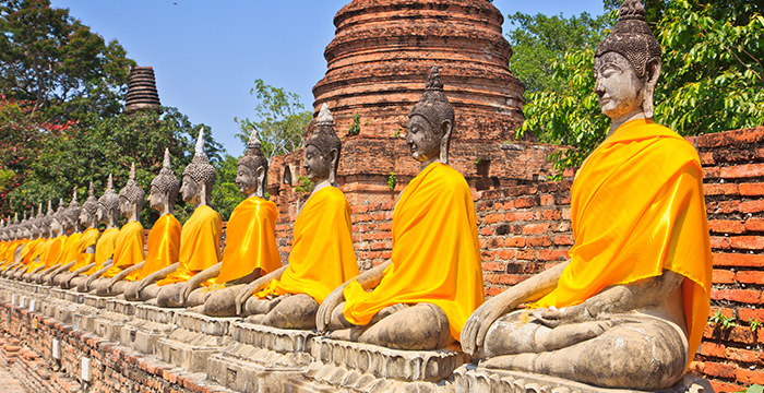 12-Day Thailand Historical Tour with Phuket Island