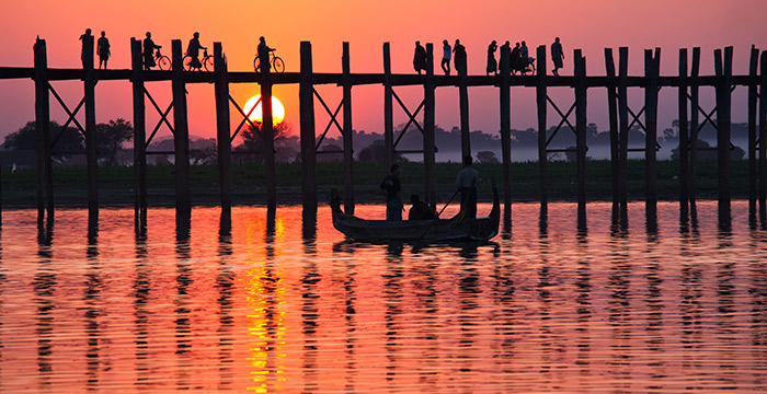 13-Day Cambodia and Myanmar highlights Tour with JV Jahan Cruise