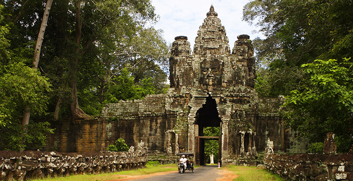 12-Day Cambodia and Myanmar Adventure Tour