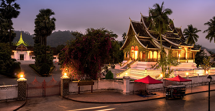 15–Day Laos and Vietnam Highlights with Nha Trang