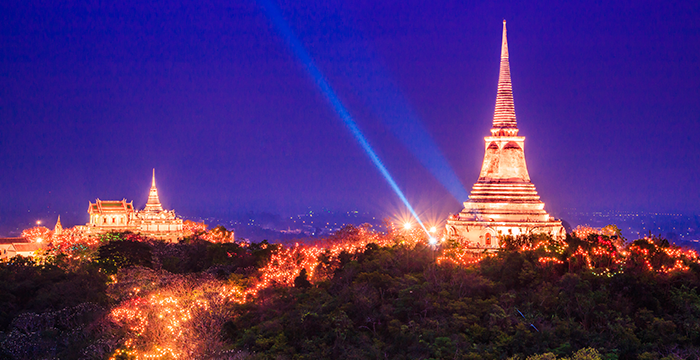 16-Day Thailand, Laos and Myanmar Highlights