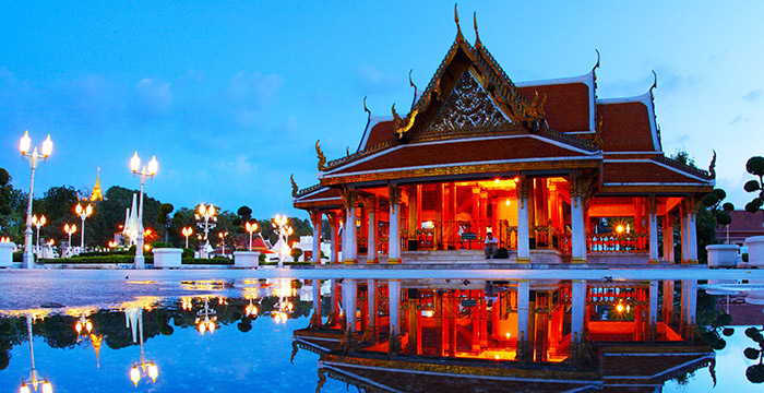 18-Day Cambodia, Laos and Thailand Tour with Golden Triangle Cruise