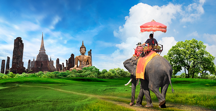 21-Day Thailand ,Laos and Myanmar Tour with Golden triangle Cruise