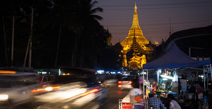 11-Day Best of Myanmar Tour
