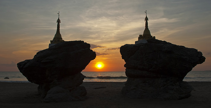 6-Day Yangon and Ngwe Saung Beach Tour