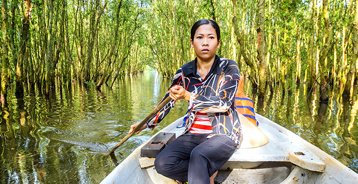 8-Day Vietnam Beach Break and Mekong Delta Cruise Tour
