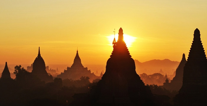 9-Day Myanmar and Laos Relaxation Tour