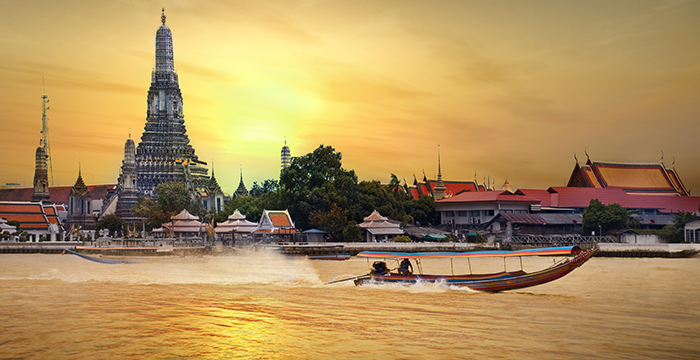 Full Day Ayutthaya Cruise