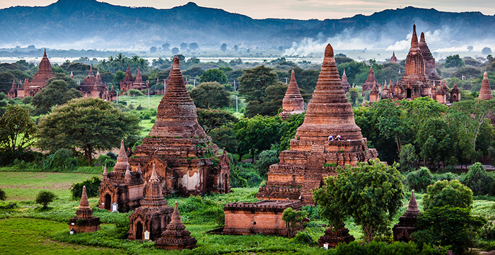 Full Day Bagan Tour