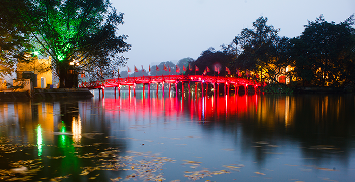 Full Day Hanoi & Halong Bay Tour