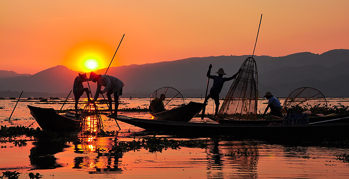 Full Day Inle Lake Tour In Heho