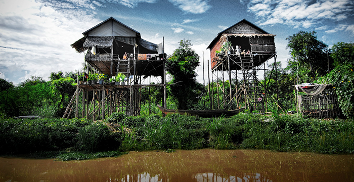 Full Day Rolous and Floating Village Kompong Khleang