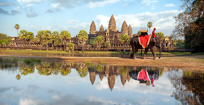 Full Day Siem Reap Hiking Tour in Angkor