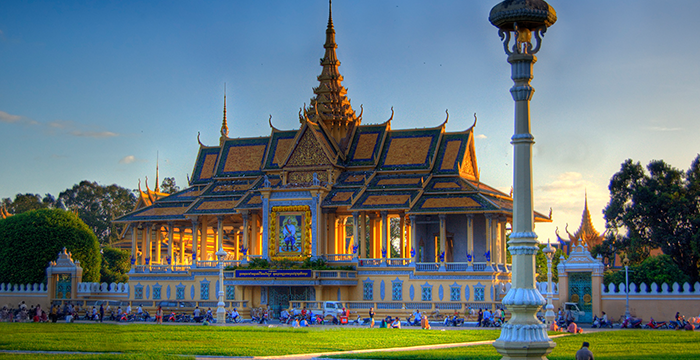 Full Day Tour Phnom Penh