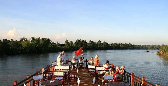 2-Day Mekong Delta Cruise Tour