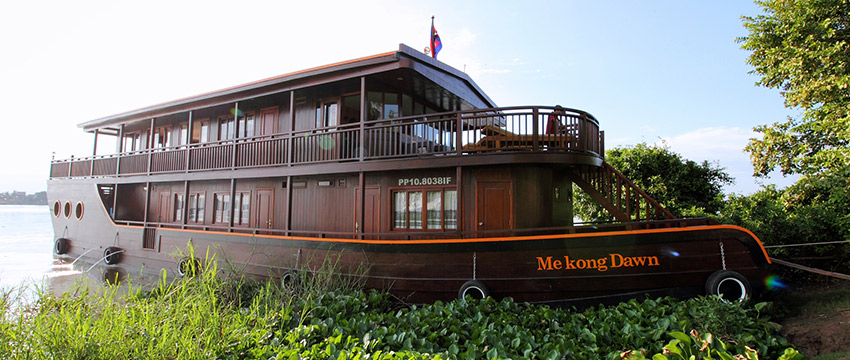 Mekong River Cruises in Cambodia
