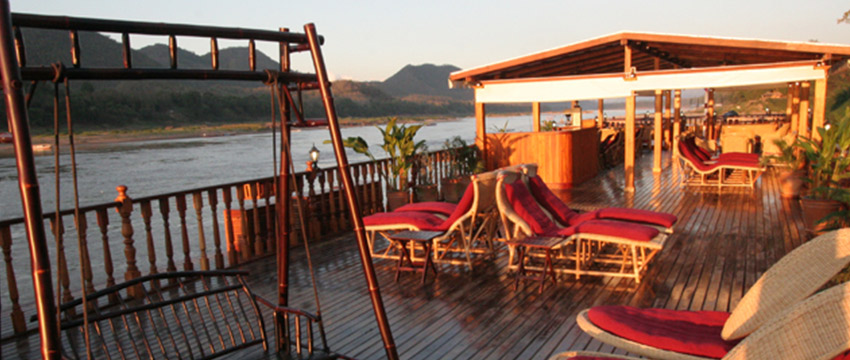 Mekong River Cruises in Laos