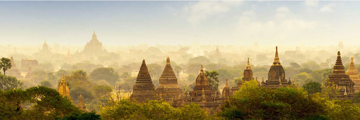 Amazing Temple Tours in Myanmar