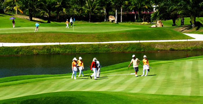 2 Nights 3 Days Angkor Golf Tour
