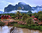 10-day Golden Triangle and Laos Tour with Mekong Explorer Cruise