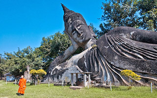 10-Day Myanmar and Laos Highlights Tour