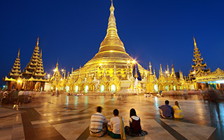 8-Day Angkor Wat and Yangon Tour