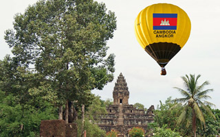 3 Nights 4 Days Angkor Adventure