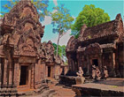 Cambodia Private Tours | Full Day Banteay Srei and Beng Mealea