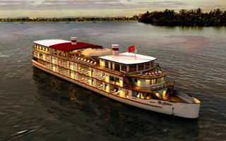 8 Day Cambodia with RV Jahan Cruise